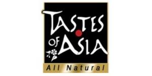 Tastes of Asia