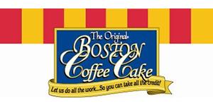 The Original Boston Coffee Cake