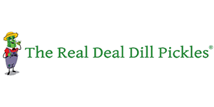The Real Deal Dill Pickles