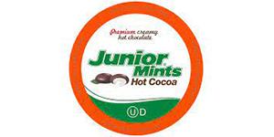 Junior Mints Hot Cocoa