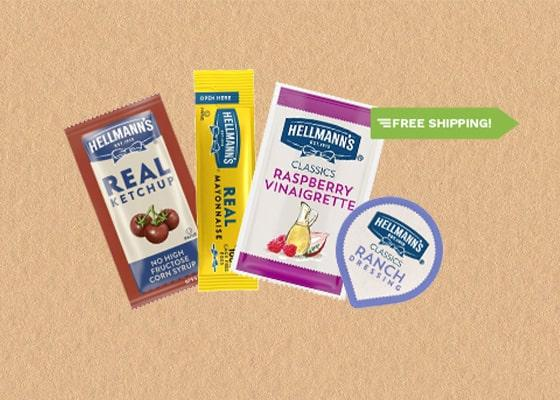 TILE - Hellmann's To-Go delivers the taste guests love.