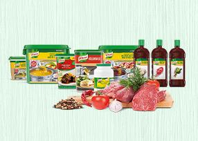 KNORR PROFESSIONAL - FLAVOR THAT DELIVERS