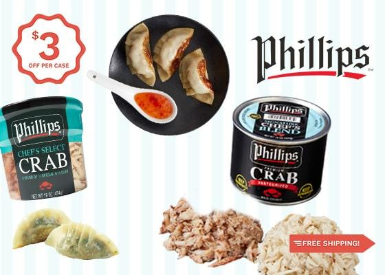NEW PHILLIPS SEAFOOD IN STOCK!