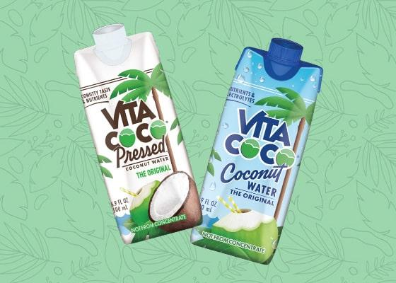 SAVE ON VITA COCO COCONUT WATER - Tile