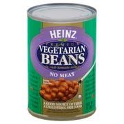 Heinz Vegetarian Beans in Tomato Sauce, 16 Ounce -- 12 per case.