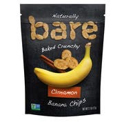 Bare Crunchy Cinnamon Banana Chips, 2.7 Ounce -- 12 per case