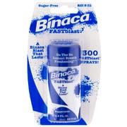 Binaca Fast Blast Peppermint Breath Spray, 0.5 Ounce -- 24 per case.