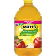 Apple Regular Juice 4 Case 1 Gallon