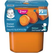 Gerber 2nd Foods Sweet Potato Baby Food, 8 Ounce -- 8 per case.