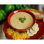Taste Traditions Wisconsin Cheddar Soup - 8 lb. bag, 2 per case