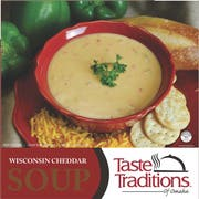 Taste Traditions Wisconsin Cheddar, 3 Pound -- 6 per case.