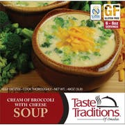 Taste Traditions Gluten Free Cream of Broccoli with Cheese Soup, 3 Pound -- 6 per case.
