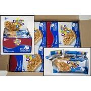 General Mills Milk N Cinnamon Toast Crunch Cereal Bar -- 96 per case.