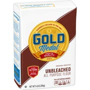 Gold Medal All Purpose Unbleached Flour, 5 Pound -- 8 per case.