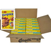 Bisquick Original Pancake and Baking Mix, 20 Ounce -- 12 per case.