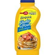 Bisquick Shake N Pour Buttermilk Pancake Mix, 10.6 Ounce -- 8 per case.