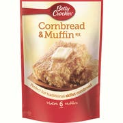 Betty Crocker Authentic Cornbread and Muffin Mix, 6.5 Ounce -- 9 per case.