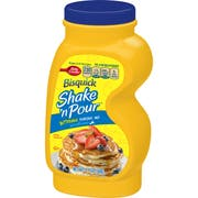 Bisquick Shake N Pour Buttermilk Pancake Mix, 5.1 Ounce -- 8 per case.