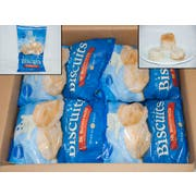 Pillsbury Unbaked Buttermilk Biscuits, 36 count per pack -- 8 per case.