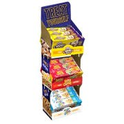 General Mills Cinnamon Toast Crunch Golden Grahams and Lucky Charms Treats Bar, 23.67 Ounce -- 3 per case.