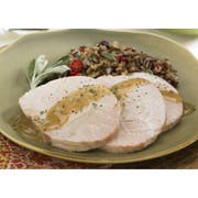 Ada Valley Gourmet Foods Low Sodium Oven Roasted Turkey Breast, 3.5 Pound -- 3 per case.