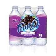 Fruit2O Grape Flavored Water, 16 Ounce -- 24 per case