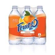 Fruit2O Orange 16 Ounce -- 24 per case