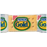 Nabisco Premium Gold Crackers, 0.22 Ounce -- 400 per case