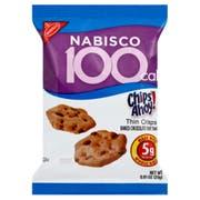 Nabisco 100 Calorie Chips Ahoy Cookies,  0.81 Ounce -- 72 per case