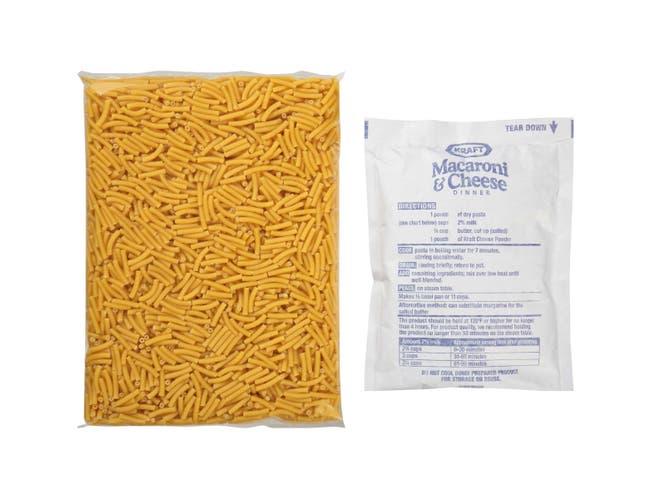 Kraft Macaroni and Cheese Bulk Entree, 32.5 Ounce -- 1 each.