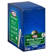Kraft Low Moisture Part Skim String Cheese Snack , 3 Ounce -- 24 per case.