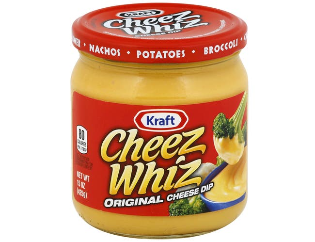 Cheez Whiz Cheese Dip - Shipper, 15 Ounce -- 24 per case.