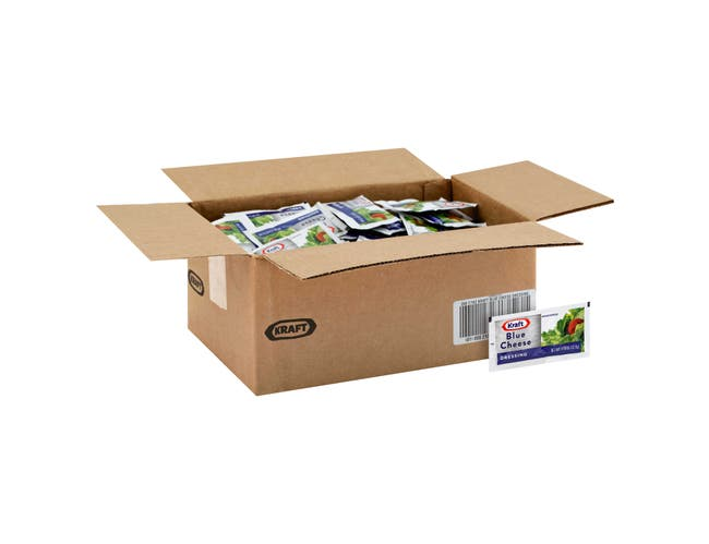 Dressing Blue Cheese 200 Case 7/16 Ounce