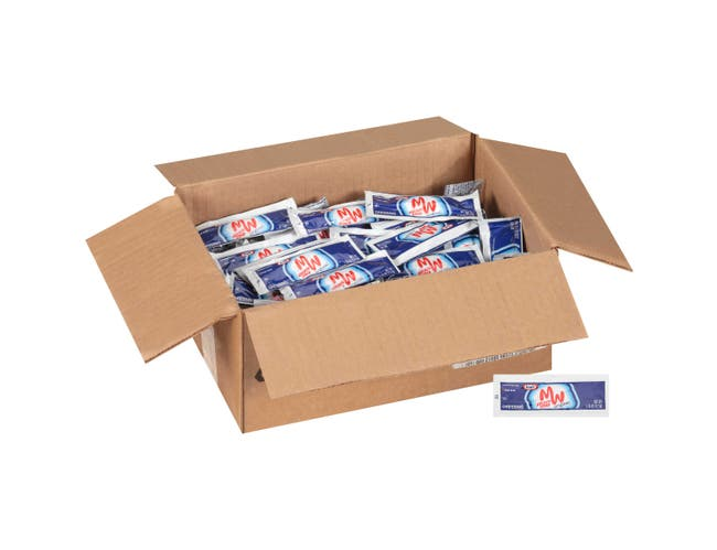 Miracle Whip Dressing Packets -- 200 Case 7/16 Ounce