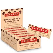 Larabar Chocolate Chip Cookie Dough Snack Bar, 25.6 Ounce -- 4 per case.