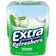 Extra Eclipse Orbit Big E Bottle Long Lasting Flavor Refresher -- 80 per case