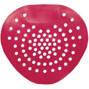Tolco Eco Choice Red Cherry Biodegradable Urinal Screen -- 12 per case.