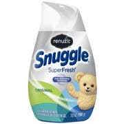 Renuzit SuperFresh Original Snuggle Adjustable Gel Air Freshener, 7 Ounce -- 12 per case