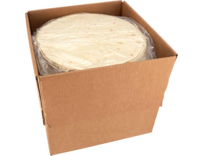 Mexican Original Receta de Oro White Pressed Flour Tortilla, 44 Ounce -- 12 per case.