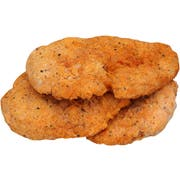 Tyson Red Label Select Cut Hot N Spicy Breaded Chicken Breast Portioned Filet, 3.5 Ounce -- 2 per case.