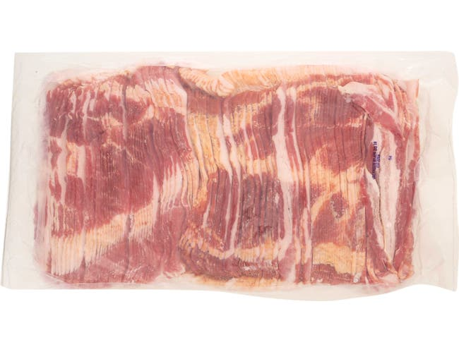 Tyson Natural Hardwood Hickory Smoked Regular Bacon, 15 Pound -- 1 each.