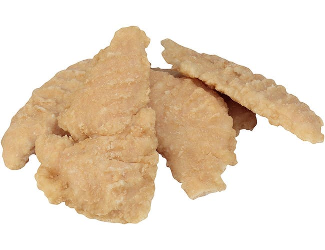 Tyson Uncooked Breaded Chicken Tenderloin, 5 pound -- 2 per case