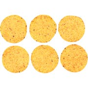 Mexican Original Stone Ground Yellow Corn Fried Tortilla Chips, 16 Ounce -- 6 per case.