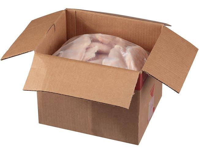 Tyson Boneless/Skinless Marinated Chicken Breast, 6 Ounce -- 2 per case.