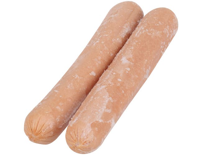 Tyson Two Meat Hot Dogs, 5 Pound -- 2 per case