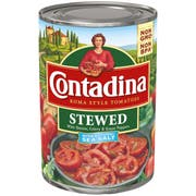 Contadina Stewed Tomato with Onions Celery and Green Pepper, 14.5 Ounce -- 12 per case.