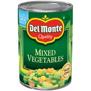 Del Monte Mixed Vegetable, 14.5 Ounce -- 12 per case.