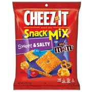 Sunshine Cheez It Sweet Salty Snack Mix, 4 Ounce -- 6 per case.