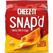 Kelloggs Cheez It Double Cheese Crackers, 7.5 Ounce -- 6 per case