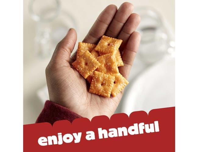 Cheez-It Crackers - 4.5 oz. box, 12 per case